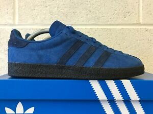 Adidas TOPANGA 'MARINE' uk8-9-10-11 /// BLUE /// 2014 DEADSTOCK ///