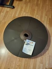 Island Umbrella Cantilever Umbrella Base, Brown, NU6000, blue wave product
