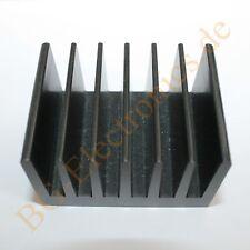 1 x Strangkühlkörper Schwarz  66x50x40 SK100 50 heat sink SK1 Fischer E  1pcs