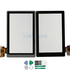 Touch Screen Glass Digitizer Replacement for Amazon Kindle Fire Tablet + 8 Tools
