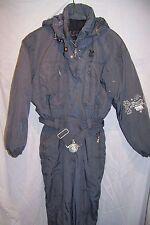 Vintage Bogner Insulated One Piece Snow Ski Suit, Women's Medium