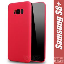 Samsung Galaxy S8+ Plus Cover Case Funda Coque Noziroh Sandstone Design Frosted