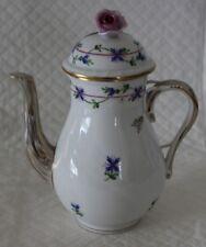 Herend Blue Garland 16cm Coffee Pot