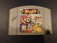 Super Smash Bros. (64, 1999) Game Only *TESTED & WORKING*