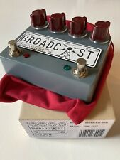 More details for hudson dual broadcast class-a germanium preamp pedal