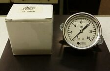 Weiss Instruments LF25S-1 Gauge NEW Free Shipping