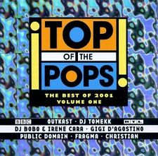 Top of the Pops-Best of 2001 Vol.1 Outkast, Robbie Williams, Sade, Anas.. [2 CD]