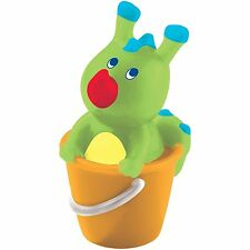 Haba Bodo Dragon in a Bucket Bath Water Squirter ~ New with Tags!