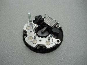 01K100 ALTERNATOR Regulator Rectifier for VAUXHALL Astra Astravan MK4 1.7 DTI