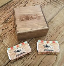BOBOS BEARD COMPANY MENS 2 PACK MOUSTACHE WAX BOXED GIFT SET MALE GROOMING