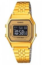CASIO VINTAGE LA680WGA-9B GOLD PLATED WATCH FOR WOMEN - COD + FREE SHIPPING