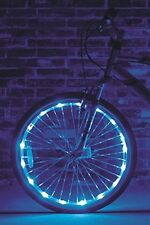 Brightz Ltd. Wheel Brightz LED Bicycle Light 1 Blue Bicycle Glow Waterproof Tube
