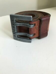 Diesel Leather Belt - Size 42/ 105