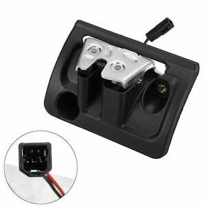 For Fiat Doblo 2001-2010 Rear Tailgate Boot Door Handle Lock Latch Catch Switch