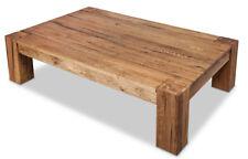 Couchtisch Eichentisch 130x85 Hartholz Holz Wildeiche Tisch geölt Massiv