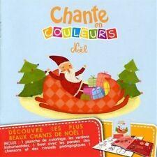 Enfants : Chante En Couleurs Noel CD