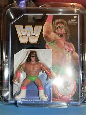 BUY ONE (1) PROTECTIVE CLAM DISPLAY CASE MOC WWF HASBRO WWE RETRO FIGURES