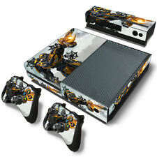 Bumble Bee Xbox One Protective Skin Sticker Set Console & 2 Controllers - #0158