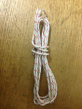 PULL CORD STARTER ROPE 5.5MM X 2.5 METRES LONG chainsaw hedge cutter lawnmower