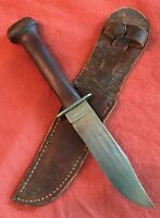 WW2 - USN - ROBESON MARK 1 - NO. 20 - ROSEWOOD HANDLE