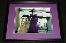 Veronica Carlson Signed Framed 8x10 Photo AW