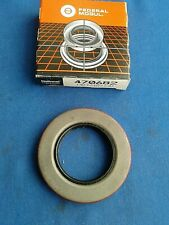 National Oil Seals Axle Shaft Seal Front and Read # 470682
