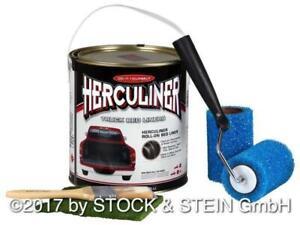 Beschichtungsfarben Kit von HERCULINER in grau 3,78 Liter
