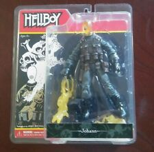Johann from Hellboy comic book version action figure Mezco toy NIB