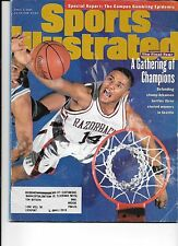 Final Four College Basketball Sports Illustrated April 3, 1995