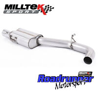 Milltek Exhaust Centre Silencer Golf R MK7 & MK7.5 S3 8v Audi TTS - RESONATED 3""