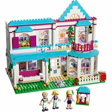 Lego Friends Stephanie's House 41314 Toy for 6-12-Year-Olds