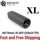 Kaw Valley Precision Xl Extra Long .4010mm45 Acp Linear Compensator 58x24 Tpi