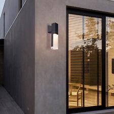 Modern Outdoor Wall Light Fixtures Exterior Wall Lantern Sconce Lighting Porch