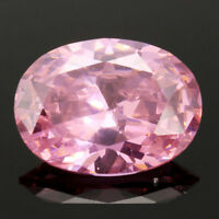 31.10CT 15X20MM UNHEATED PINK SAPPHIRE DIAMOND LOOSE GEMSTONE 4A+ EMERALD CUT