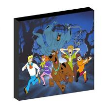 SCOOBY DOO b CANVAS PICTURE