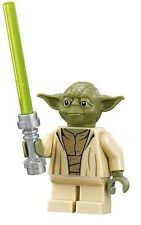 LEGO STAR WARS MINIFIGURE YODA WITH LIGHTSABER 75168
