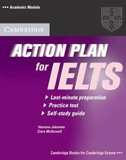 Action Plan for IELTS Self-study Student's Book Academic Module, McDowell, Clare