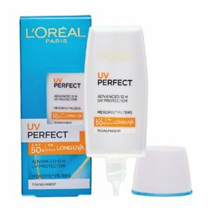 L'Oreal Paris UV Perfect Transparent Skin 30ml Worldwide Free Shipping