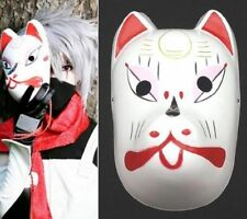 Naruto Hatake Kakashi Anbu Cosplay Halloween Christmas Cosplay Plastic Mask