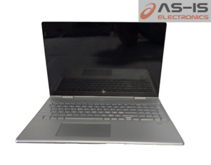 "*AS-IS* HP Envy x360 15-dr1072ms 15.6"" Core i7-10510U No RAM No SSD No Power"