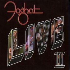 Foghat - Live II [New CD] UK - Import