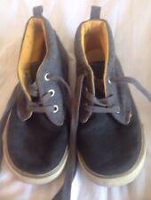 Garçons GAP Toile Chaussures Taille UK Nourrisson 10 < BC986