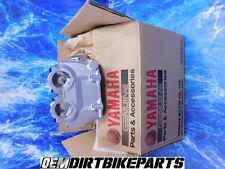 NEW Yamaha Yz450f Engine Cylinder Head Top End Cam Motor Wr450f OEM Stock 2018