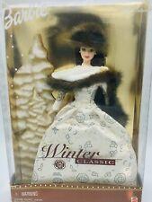 Barbie Winter Classic 2001 Special Edition Nib #50247