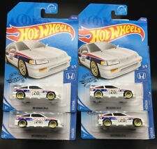 Hot Wheels Honda CRX 88 White 123/250 1/64 CR-X 2020 Jdm Honda Racing Vhtf Lot
