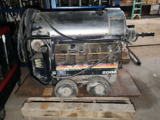 Hotsy Mi T M Portable Electric Steam Hot Pressure Washer Needs Work