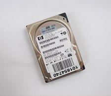HP 146GB Server Festplatte Hard Disk HDD SAS 2,5 Zoll DG146BABCF