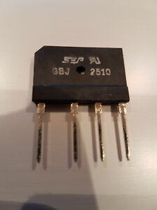 pont de diode GBJ2510