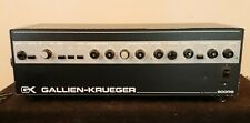 Vintage Gallien-Krueger 800RB 300/100-Watt Bi-Amp Bass Amplifier Head