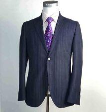 Massimo Dutti 38R Linen Wool Silk Blend Lightweight Sport Coat Surgeons Cuffs
